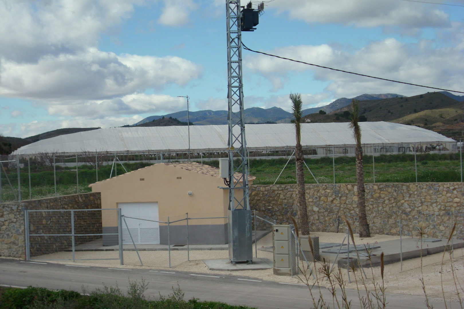 Bombeo 1 - Cañada de Canara