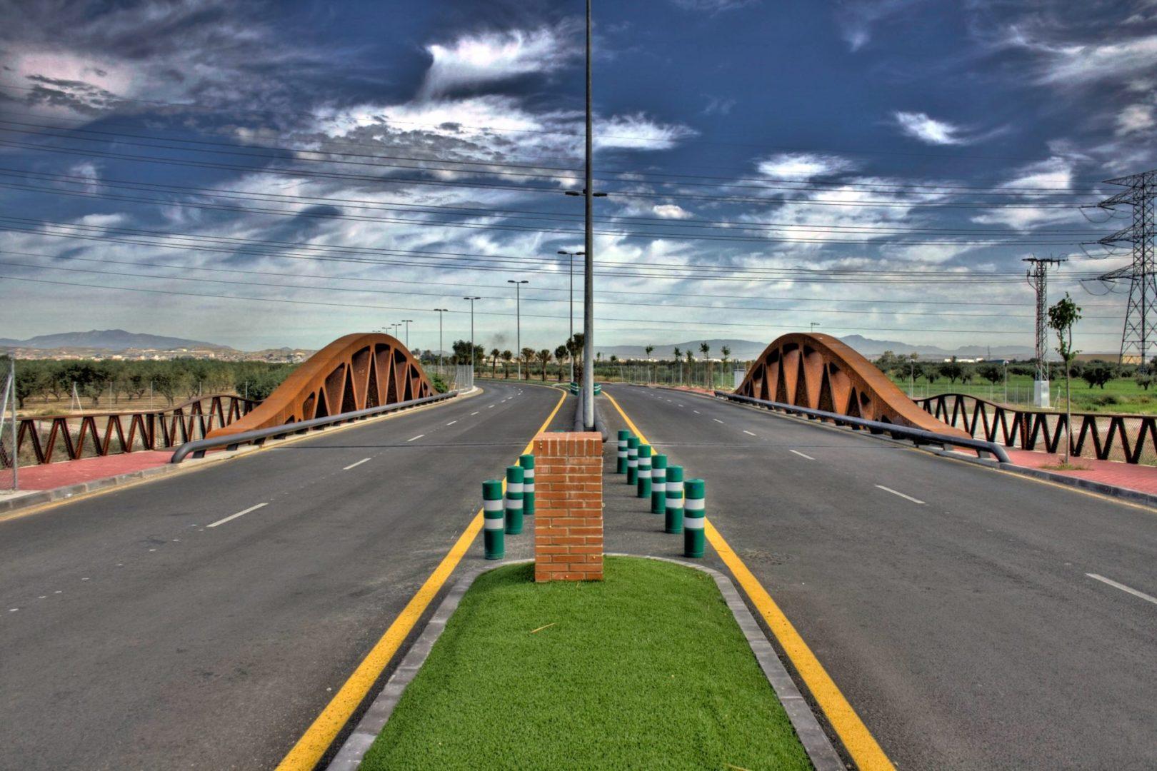 Puente sangonera 2