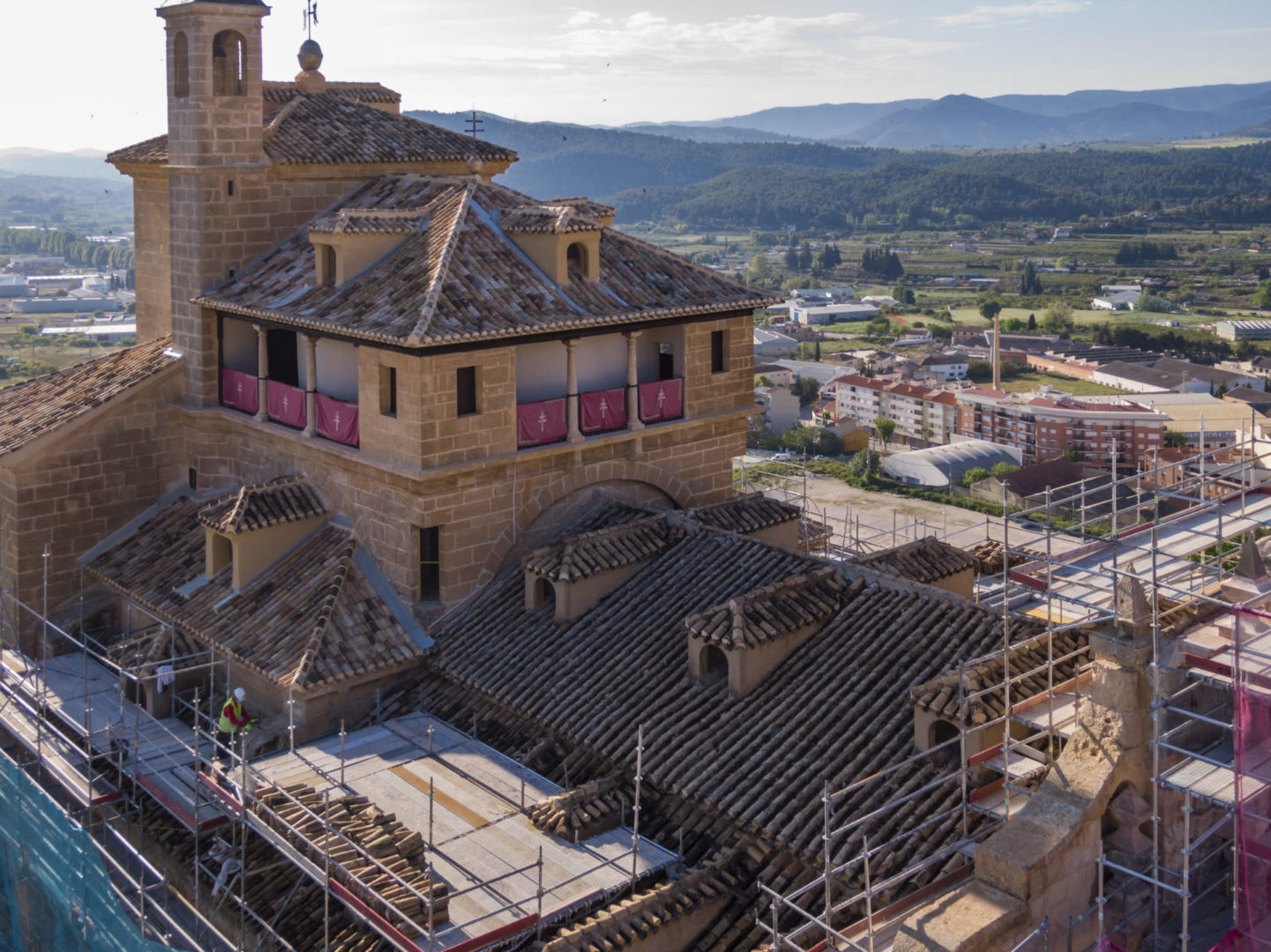 Santuario de la Vera Cruz - Caravaca DJI_0595 Urdecon